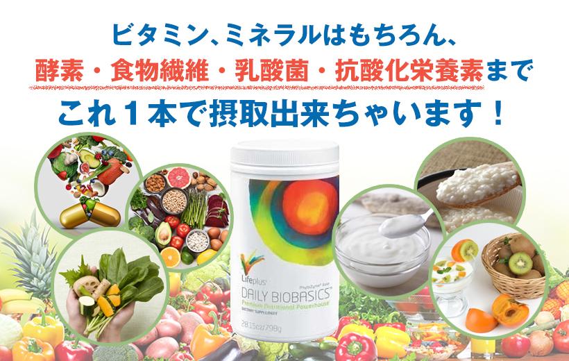 デイリーバイオベーシックスを安心して購入できる日本語サイト